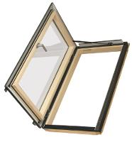 Okno wylazowe termoizolacyjne